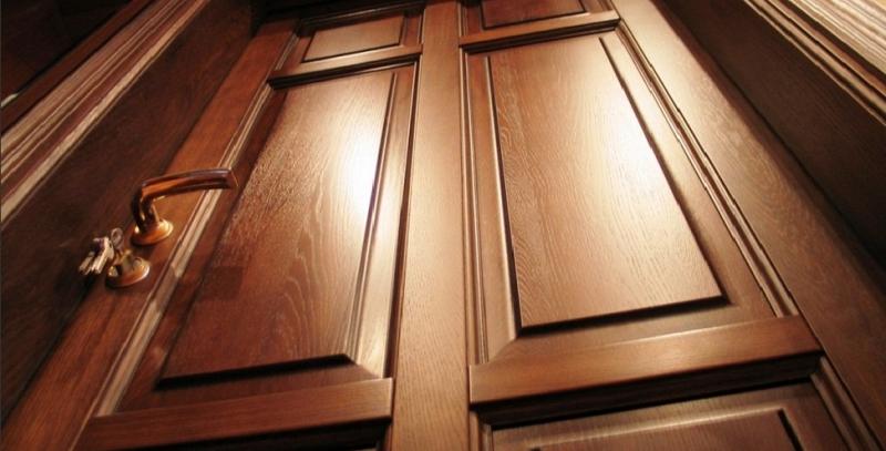 двери входные на заказ из массива