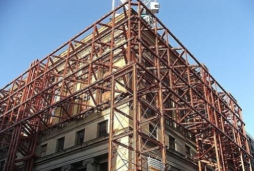 Косметический ремонт фасада здания лицензия